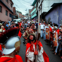 VENEZUELA-RELIGION-HOLY WEEK